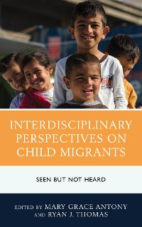 Cover Interdisciplinary Perspectives on Child Migrants