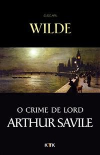 Cover O Crime de Lord Arthur Savile