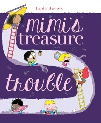 Cover Mimi's Treasure Trouble