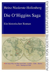 Cover Die O'Higgins Saga
