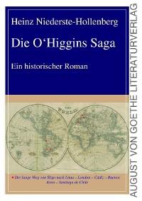 Cover Die O'Higgins Saga