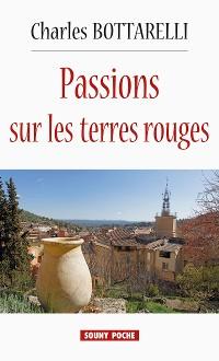 Cover Passions sur les terres rouges
