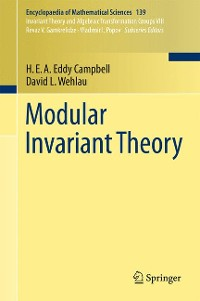 Cover Modular Invariant Theory