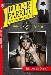 Cover Butler Parker 152 – Kriminalroman