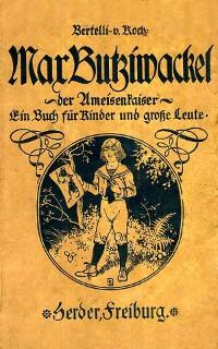 Cover Max Butziwackel, der Ameisenkaiser. Ein Buch für Kinder und große Leute