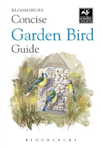 Cover Concise Garden Bird Guide