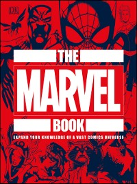 Cover The Marvel Book