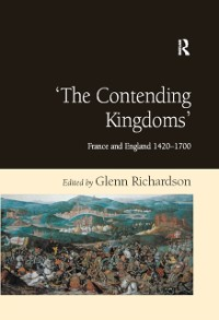 Cover 'The Contending Kingdoms'