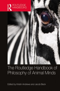 Cover Routledge Handbook of Philosophy of Animal Minds