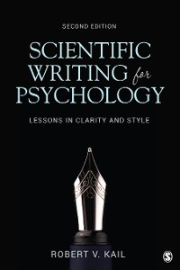 Cover Scientific Writing for Psychology
