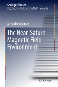 Cover The Near-Saturn Magnetic Field Environment