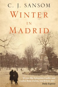 Cover Winter in Madrid