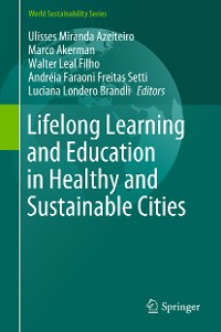 Cover Lifelong Learning and Education in Healthy and Sustainable Cities