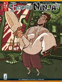 Cover Suore Ninja n° 5 - Un tranquillo avvento di paura