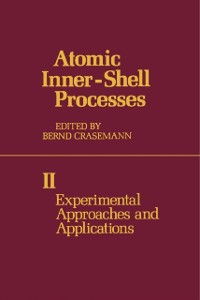Cover Experimental Approaches and Applications