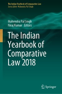 Cover The Indian Yearbook of Comparative Law 2018