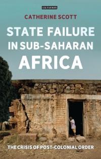 Cover State Failure in Sub-Saharan Africa