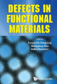 Cover Defects in Functional Materials