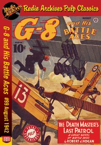 Cover G-8 and His Battle Aces #99 August 1942