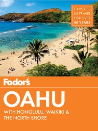 Cover Fodor's Oahu