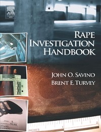 Cover Rape Investigation Handbook