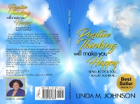Cover Positive Thinking Will Make You Happy: 40 Day Journal