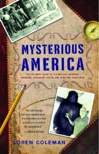 Cover Mysterious America