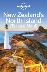 Cover Lonely Planet New Zealand's North Island