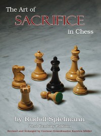 Cover The Art of Sacrifice in Chess