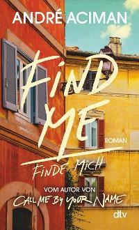 Cover Find Me, Finde mich
