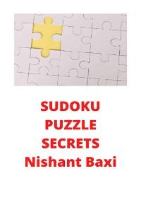 Cover Sudoku Puzzle Secrets