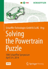 Cover Solving the Powertrain Puzzle