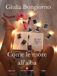 Cover Come le more all'alba