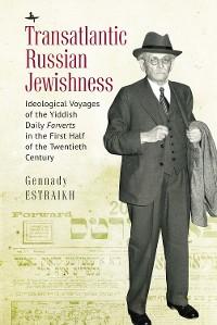 Cover Transatlantic Russian Jewishness