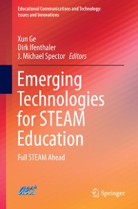 Cover Emerging Technologies for STEAM Education