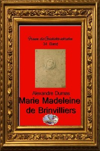 Cover Marie-Madeleine de Brinvilliers