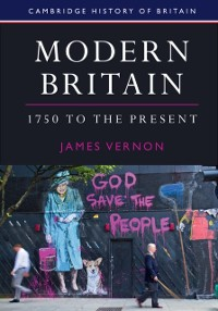 Cover Modern Britain, 1750 to the Present