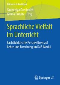Cover Sprachliche Vielfalt im Unterricht
