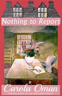 Cover Nothing to Report
