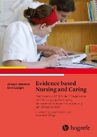 Cover Evidence based Nursing and Caring
