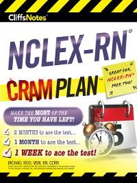 Cover CliffsNotes NCLEX-RN Cram Plan
