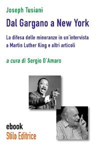 Cover Dal Gargano a New York