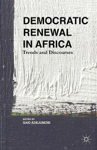Cover Democratic Renewal in Africa