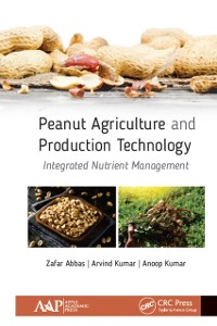 Cover Peanut Agriculture and Production Technology