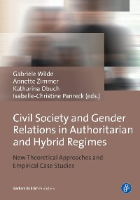 Cover Civil Society and Gender Relations in Authoritarian and Hybrid Regimes