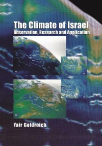 Cover Climate of Israel