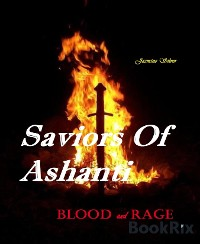 Cover Saviors Of Ashanti#1