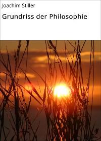 Cover Grundriss der Philosophie