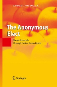 Cover The Anonymous Elect