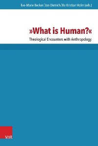 Cover »What is Human?«